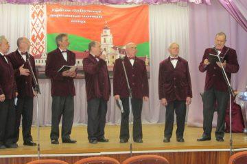 """Krievu nama kolektīvu koncerts """"Mēs savai Latvijai"""" Visaginā"""