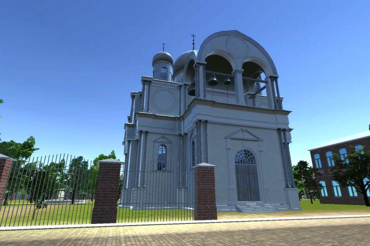 Daugavpils vēstures mirkļi. Svētā Ņevas Aleksandra pareizticīgo katedrāle