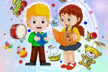 """Lasītāju tiešsaistes konkursa bērniem """"Man tagad nav laika rotaļlietām…"""" rezultātu apkopošana"""