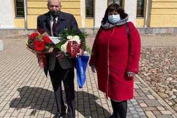 Георгий Сорокин получил премию городского самоуправления «За вклад всей жизни»