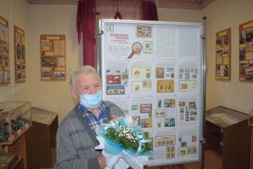 Atklāta un apskatāma jauna izstāde «Krievu mākslinieki pastmarkās»